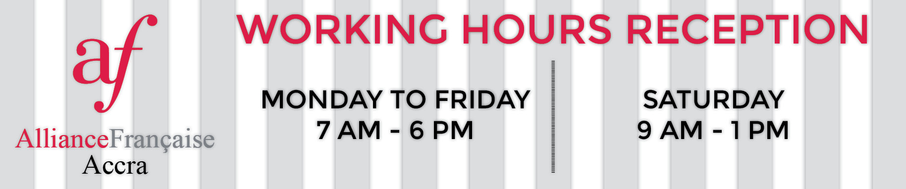 WORKING-HOURS-RECEPTION