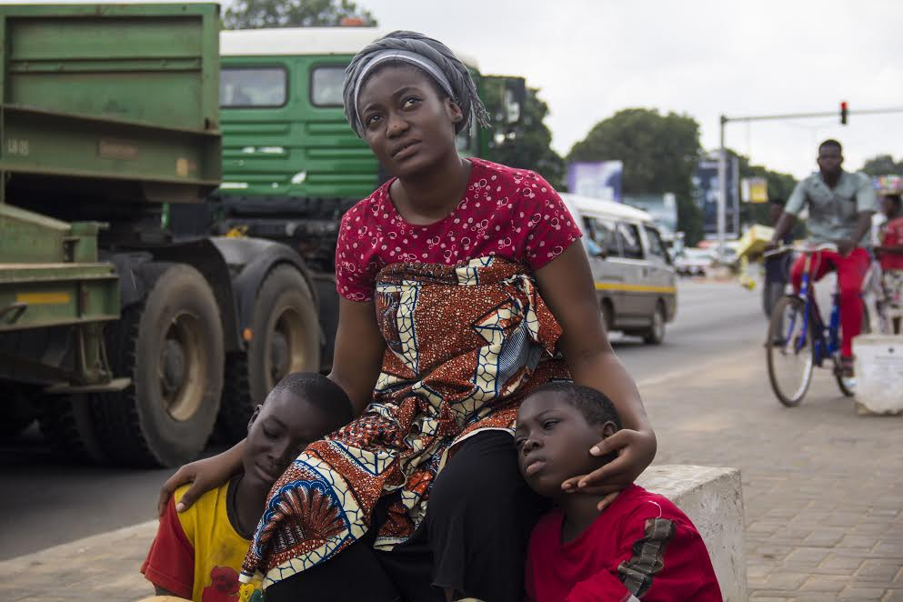 Homeless - Accra Theatre Viewing