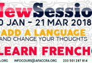 Are you ready to learn a new language? New session registration has started!